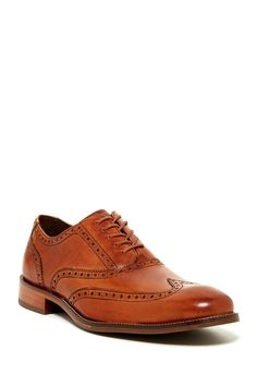 Williams Wing II Oxford - Wide Width Available by Cole Haan on @nordstrom_rack