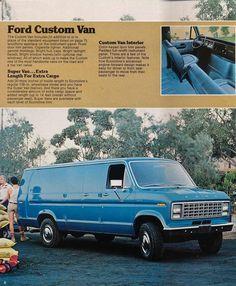 Dodge Van, Chevy Van, Custom Van Interior, Old School Vans, 4x4 Van, Vanz, Cool Vans, Vintage Vans, Us Cars