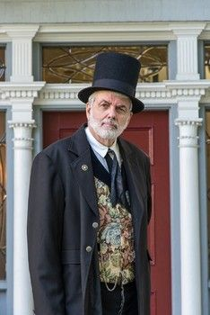 Abraham Lincoln's bodyguard on the president's wit and humor