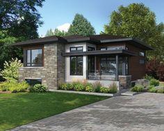 maison moderne blainville la bungalow maison contemporaine a vendre ...