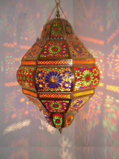 Large brass Fes chandelier, great workmanship, all hand carved & hand tooled in Fes - Morocco. A great add to any home decor Moroccan Lamp, Moroccan Lanterns, Moroccan Design, Moroccan Style, Moroccan Lighting, Lamp Light, Light Up, Deco Boheme, Andalusia
