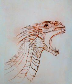 dragon drypoint