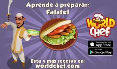 World Chef, Falafel, Learning, Cooking, Breakfast, Food, Paganism, Itunes, Apple