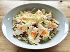 Gezonde Ceasar salade