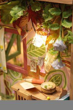 Миниатюры: miyazaki_fanart — LiveJournal Studio Ghibli Movies, Never Grow Up, Anime Shows, Doll Toys, Fairy, Miniatures, Fan Art, Table Decorations, Wallpaper