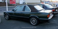 bmw 1983 baur topcabriolet - the history of cars - exotic cars - customs - hot rods - classic cars - vintage cars Porsche, Audi, Bmw E30, Car Makes, Us Cars, Buick, Exotic Cars, Cadillac, Vintage Cars