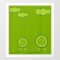 Art Print by brebren Kids Prints, Art Prints, Illustration Art, Fun, Design, Art Impressions, Hilarious