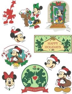 1000+ images about Disney Christmas Scrapbooking Supplies ...