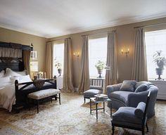 Window treatment ideas for large windows on pinterest - Decoration interieur maison ...
