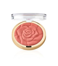 Shop Rose Powder Blush by Milani Cosmetics. A radiant blush that deserves to be seen. It is gorgeous in the compact and even prettier on cheeks. Cheek Makeup, Full Face Makeup, Makeup Dupes, Eye Makeup, Makeup Blush, Beauty Makeup, Makeup Stuff, Makeup Things, Blush Beauty