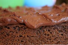 Healthy Chocolate Cake    This recipe has been featured in a post on The Recipe Girl blog: Chocolate Cake- a low sugar, low fat recipe.