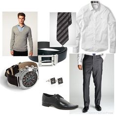 Casual day at office | Men's Outfit | ASOS Fashion Finder