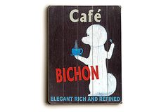 Café Bichon on OneKingsLane.com