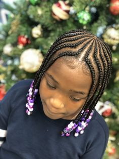 Kid Hairstyles 762093568179640642 - Keep the bang part and turn the rest into a ponytail Source by Little Girls Natural Hairstyles, Toddler Braided Hairstyles, Black Kids Hairstyles, Baby Girl Hairstyles, Kids Braided Hairstyles, Protective Hairstyles, Protective Styles, Little Girl Braid Hairstyles, Teenage Hairstyles