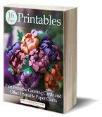 DIY Home Decor: 11 Paper Craft Decorating Ideas for Your Home Free eBook | AllFreePaperCrafts.com
