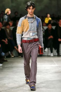 See the complete Prada Fall 2017 Menswear collection. http://www.99wtf.net/men/mens-fasion/dressing-styles-girls-love-guys-shirt-included/