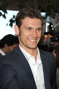 Alex Pettyfer at event of Magic Mike