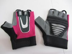 Fitness Gym Training Gloves PINK/GREY - Large by TIMOTHY. $7.99. Fitness Gym Training Gloves PINK/GREY