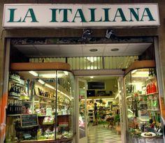 La Italiana, Bon succés, 12. Raval.
