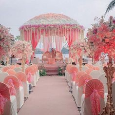 Super wedding ceremony decorations outdoor pavilion 46 ideas, The Effective Pictures We Offer You About small wedding ceremony A quality picture c Marriage Decoration, Wedding Stage Decorations, Wedding Themes, Wedding Dresses, Wedding Mandap, Wedding Bride, Dream Wedding, Pavilion Wedding, Wedding Cars