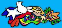cultura chilena. paz