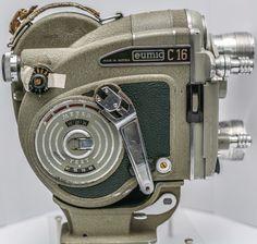 Eumig C16 16mm Film Movie Camera 1950'S NBC TV Television News Camera WFRV TV…