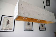 concrete pendant by GANTlights