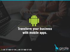 The Girafe is a best Mobile App Dvelopment Company that offers iOS & Android app development services in a budget friendly manner. Website Development Company, Mobile App Development Companies, Mobile Application Development, Software Development, Web Design Services, Web Design Company, Best Web Design, Best Mobile, Apps