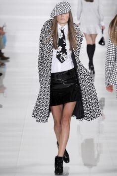 Défilé Ralph Laurent Collection Printemps-été 2014 au Fashion Week de New York http://fashionblogofmedoki.blogspot.be