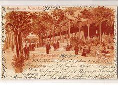 Kurpark 1900