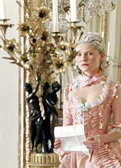 bohemea: Kirsten Dunst in Marie Antoinette