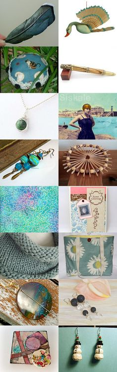 fine feathered friends by Petrina Blakely on Etsy--Pinned+with+TreasuryPin.com