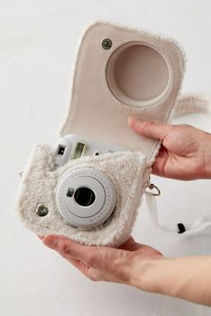 Shop Sherpa Instax Mini 9 Camera Bag at Urban Outfitters today. Polaroid Instax Mini, Fujifilm Instax Mini, Instax Mini Case, Polaroid Camera Case, Instax Mini Ideas, Cute Camera, Camera Art, Camera Tips, Film Camera