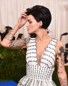 Ruby Rose Official Updates