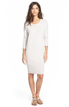 James+Perse+Blouson+Back+Dress+available+at+#Nordstrom
