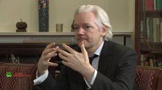 WATCH Julian Assange New Revelation About Hillary Clinton's VP Tim Kaine and DWS