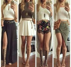 Precious outfits! Gladiator ... & Wrap Lace Up Gladiator Sandals | Pinterest | Sandals Legs and Wraps