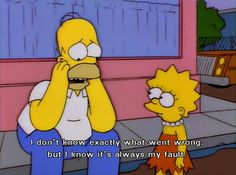 And in that moment, we were all Homer