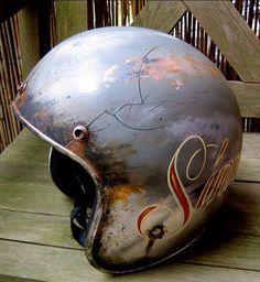 classic helmet design