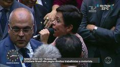 Nova ministra do trabalho tem nome envolvido em polêmica | SBT Brasil (0...