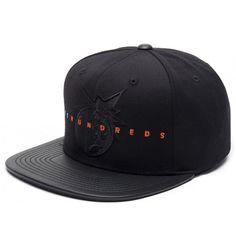 The Hundreds Floradam Strapback Hat (Black) $28.95 Strapback Hats, The Hundreds, Black, Black People