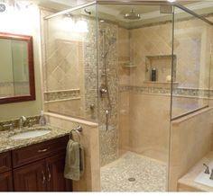 12 x 12 bathroom layout | Yikes! Run out of room with 9X12 ...