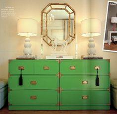 GEORGE Interior Design: A Pot of (Design) Gold