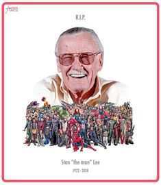 P Stan Lee You have touched so many lives. You have made me cry, laugh, and … R.P Stan Lee You have touched so many lives. You have made me cry, laugh, and love. Your legacy will live on through all the lives you have touched. Marvel Comics, Marvel Avengers, Marvel Memes, Thor Superhero, Spiderman Marvel, Comic Manga, Comic Art, Comic Books, Die Rächer