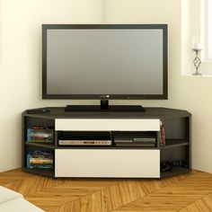 Shop Nexera 226133 Allure 48-inch Corner TV Stand at Lowe's Canada. Find our selection of tv stands at the lowest price guaranteed with price match + 10% off.