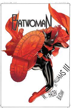 Batwoman0-0-cover-logo | Flickr - Photo Sharing!