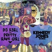 DJ S3RL - Pretty Rave Girl (Kennedy Jones NNever Not Raving Remix) by Kennedy Jones on SoundCloud - This is a TRAP remix!! imagine that... My Twitter Account, Rave Music, Edm, Rage, Baseball Cards, Pretty, Rave