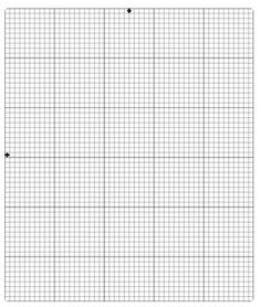 This A Graph Paper Has Five Aqua Blue Lines Per Inch Plus Heavy