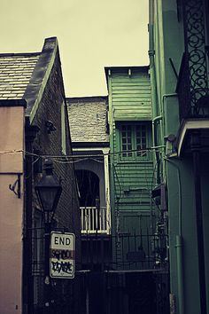 French Quarter Winter 2013, New Orleans, Louisiana