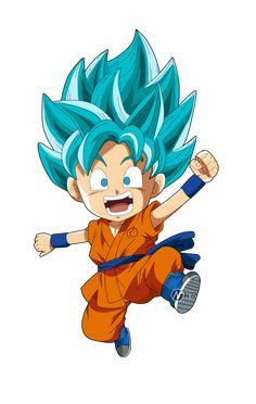 Super Saiya-jin God Super Saiya Gokou by naironkr.deviantart.com on @DeviantArt